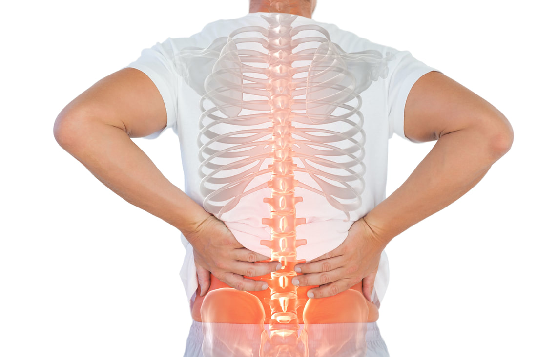 How to relieve back pain in Richmond
