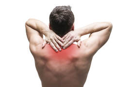 Get rid of upper back pain in Richmond